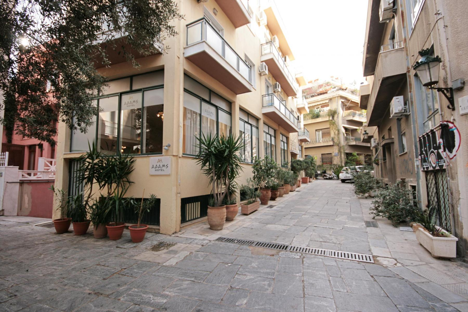 location athens center rh adamshotel gr